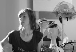 Ann Shoebridge – Up close with the Milliner Artiste