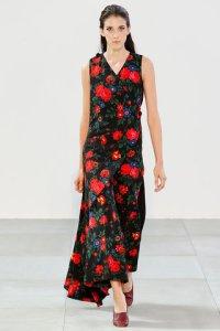 6 floral dress