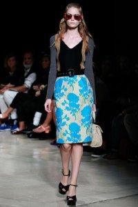 6 floral skirt