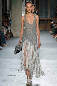 9-fringed dress