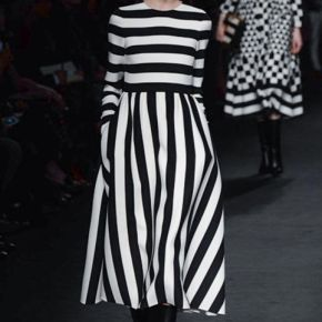 Derby Day: RTW Fall 2015 trending to black and white