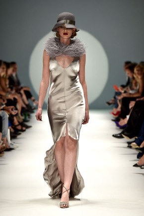 Cloche Up: Johanna Johnson at Australian Fashion Week