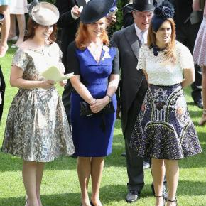 The Royal Round Up: What the monarchy wore to Ascot last week