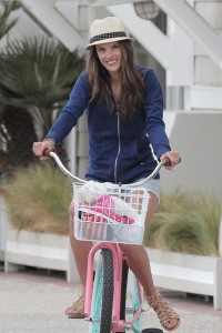 Alessandra+Ambrosio+Casual+Hats+Straw+Hat+19gSqWcobYJl