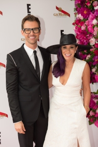 MUMM_DERBY DAY_BRAD GORESKI, MELISSA RIVERS (2)