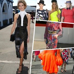 Melbourne Cup Day: Charismatic Colour versus MoodyTextures