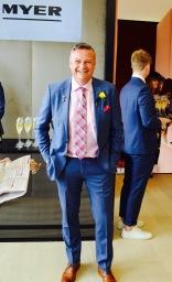 Menswear GM Chris Wilson