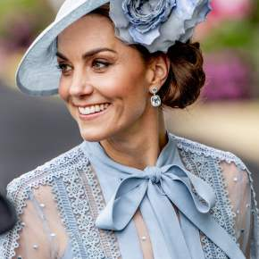 Royal Ascot – the hat trends on top